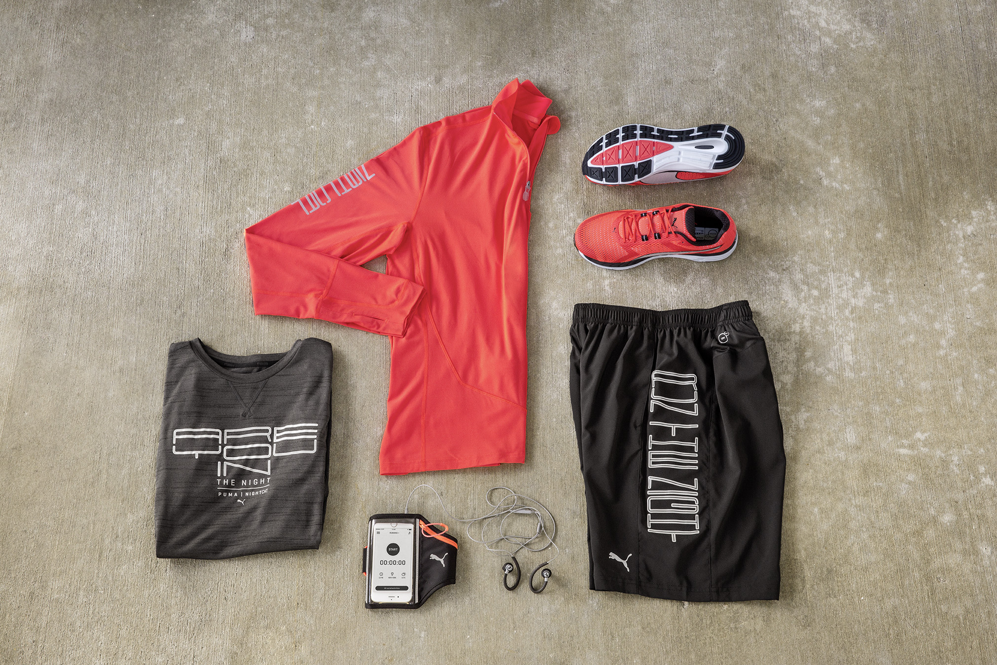 PUMA INTRODUCES THE NEW SPEED 500 WITHIN ITS TECHINICAL RUNNING RANGE | Best Communications