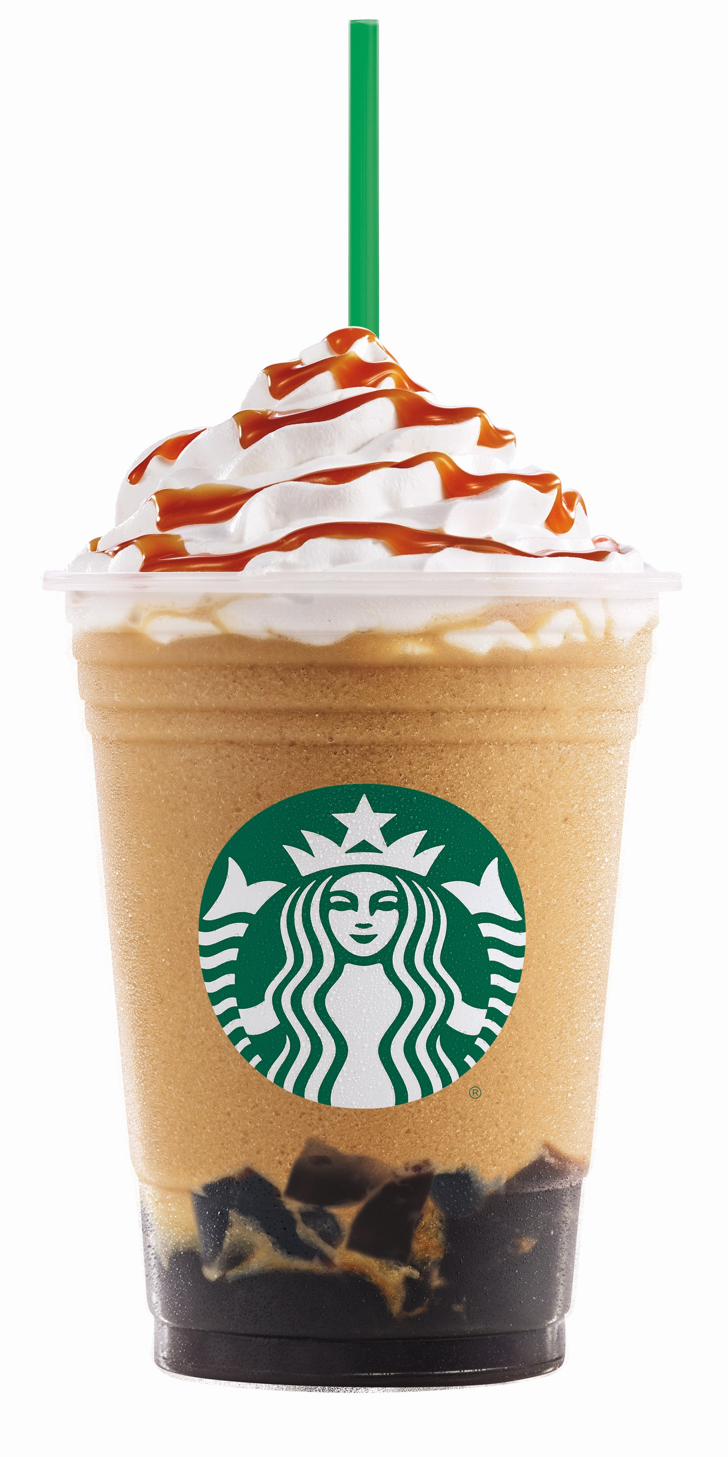 Caramel Coffee Jelly Frappuccino