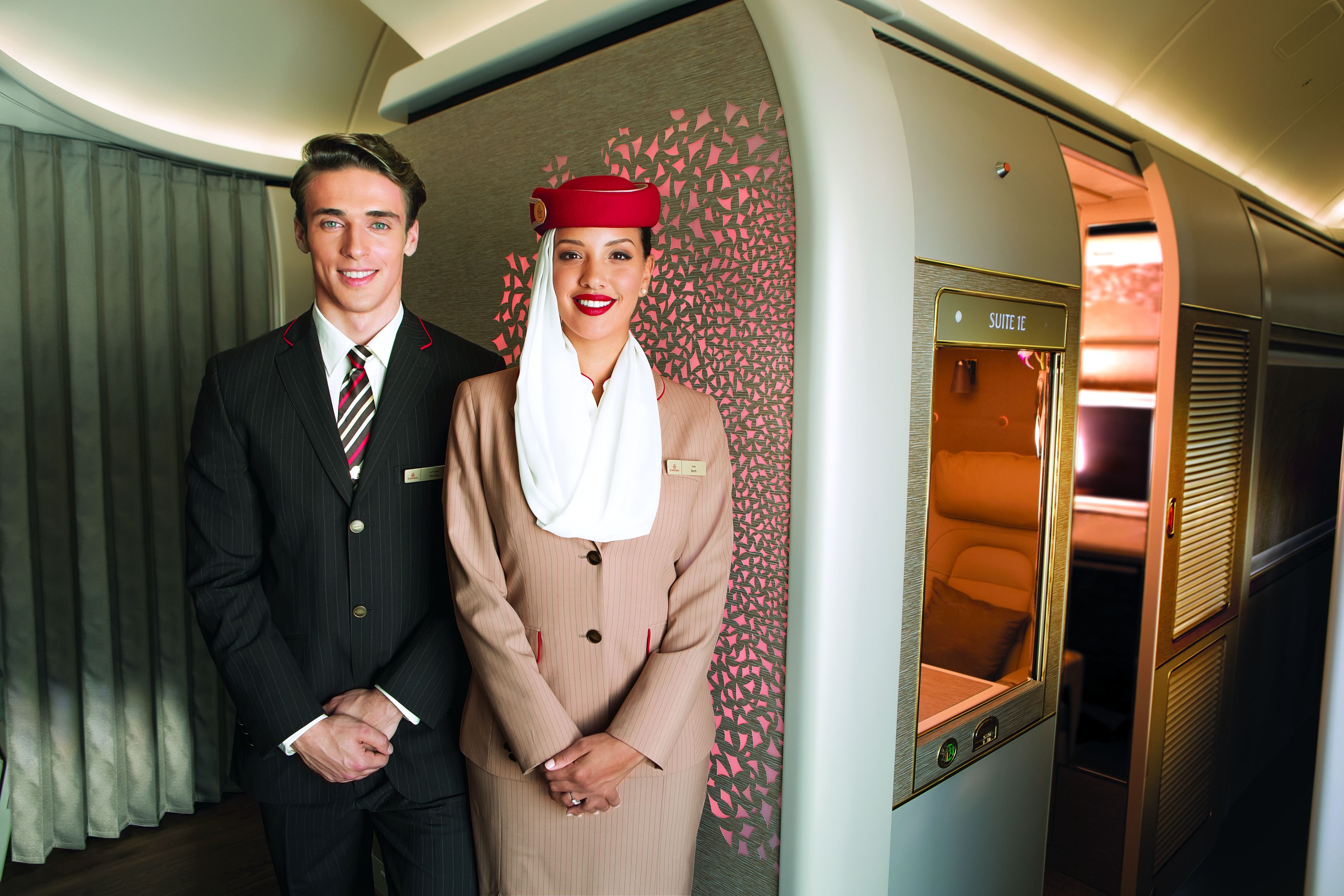 Emirates is looking for future Cabin Crew members in the