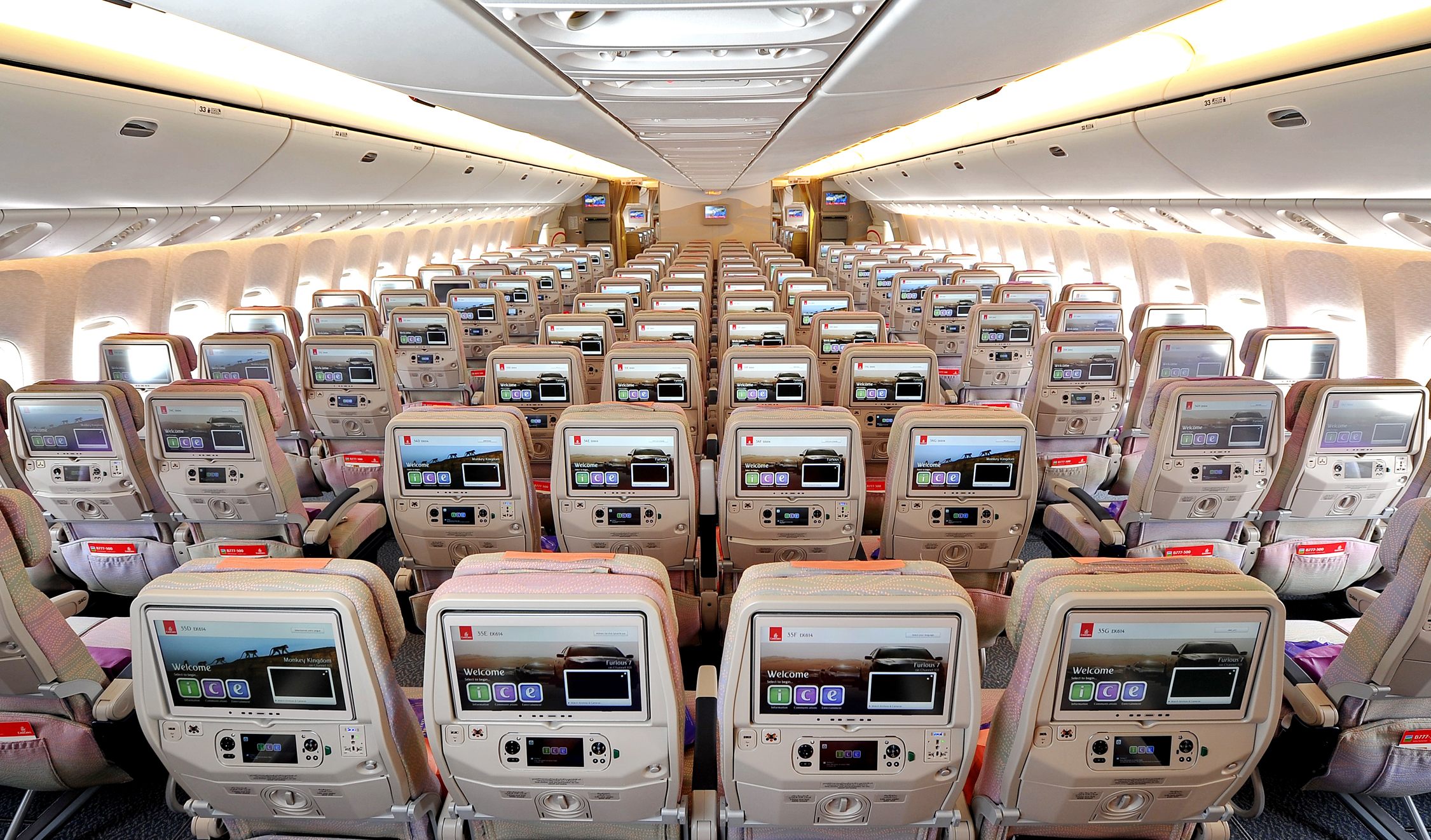 Emirates Sweeps 2015 Apex Passenger Choice Awards With