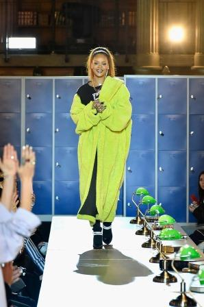 newest a2f68 e0c84 CLASS IS NOW IN SESSION: THE AUTUMN WINTER 2017 FENTY PUMA ...