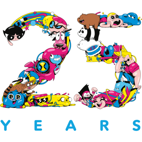 CARTOON NETWORK ENTERS CZECH MARKET ON ITS 25th ANNIVERSARY