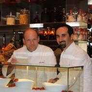 Richard Fuchs a Vito Mollica