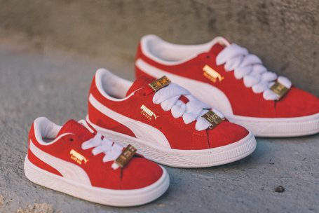puma suede breakdance